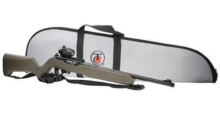 THOMPSON CENTER T/CR22 22LR RIFLE BUNDLE WITH RED DOT/CASE/SLING
