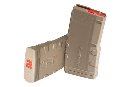 AMEND2 AR15/M4 Mod.2 5.56mm/223 Rem. 20-Round Magazine (Flat Dark Earth)