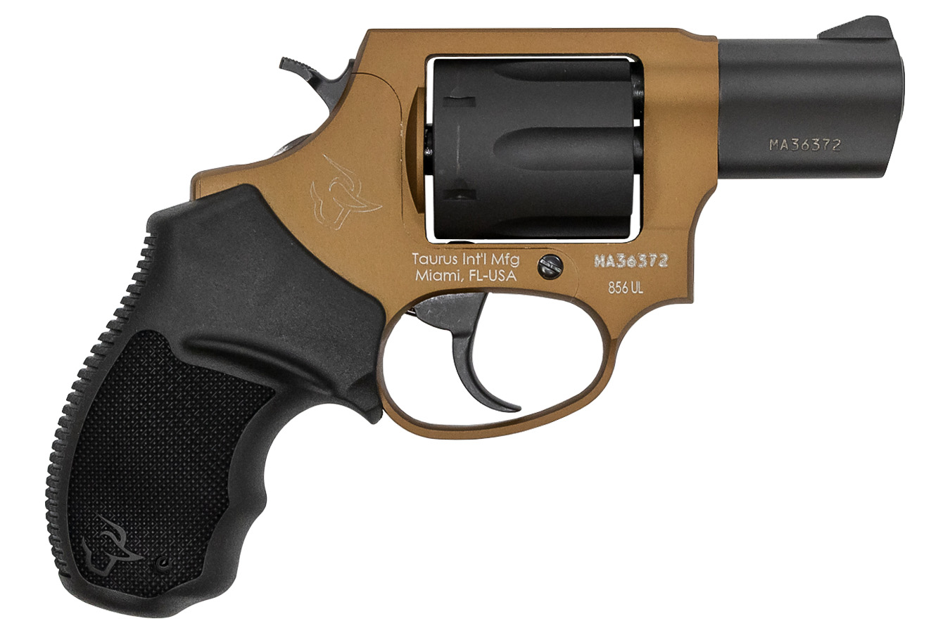 856 ULTRA LITE 38 SPECIAL BRONZE/BLACK