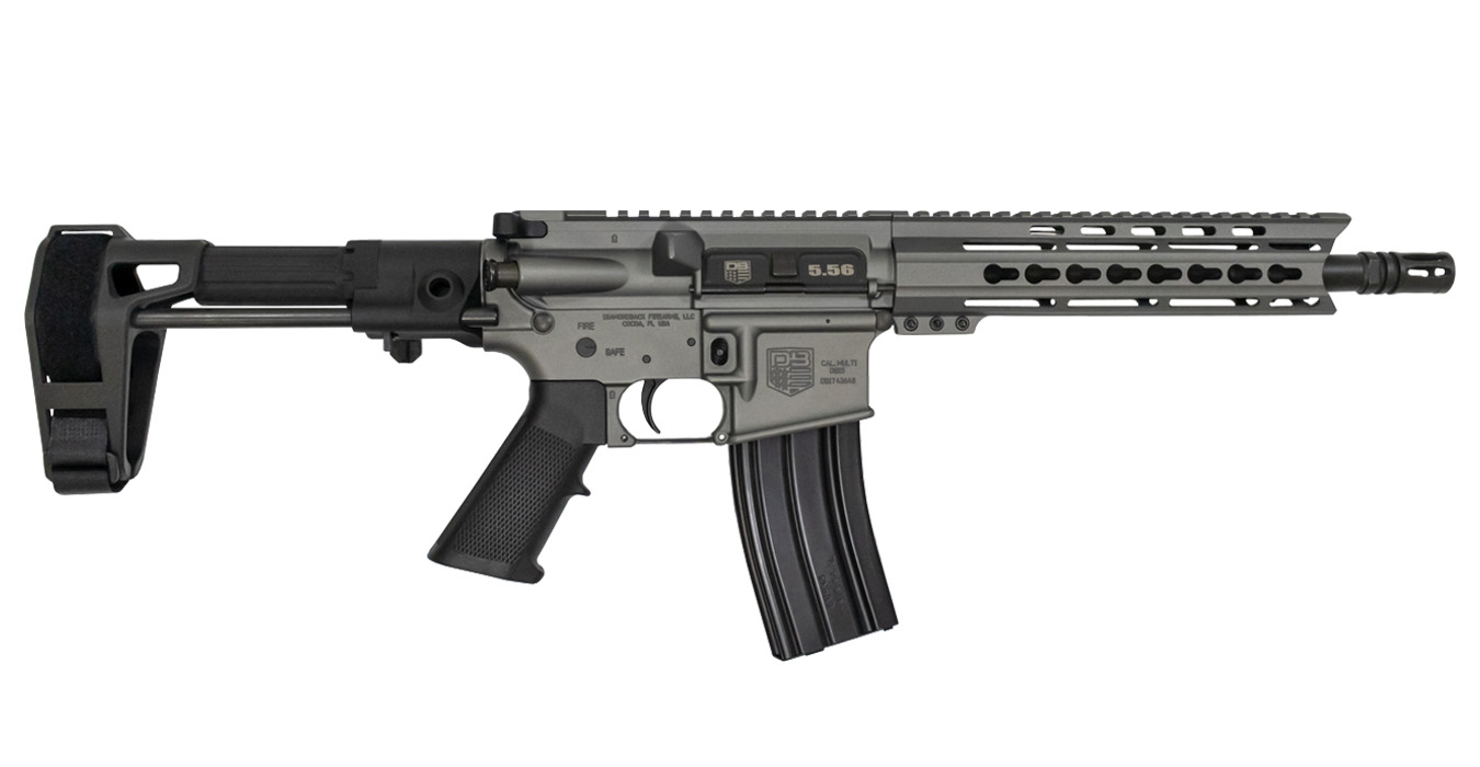 DB15 5.56MM TACTICAL GREY MAXIM CQB