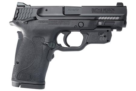 SMITH AND WESSON MP380 SHIELD EZ 380 ACP CT LASERGUARD