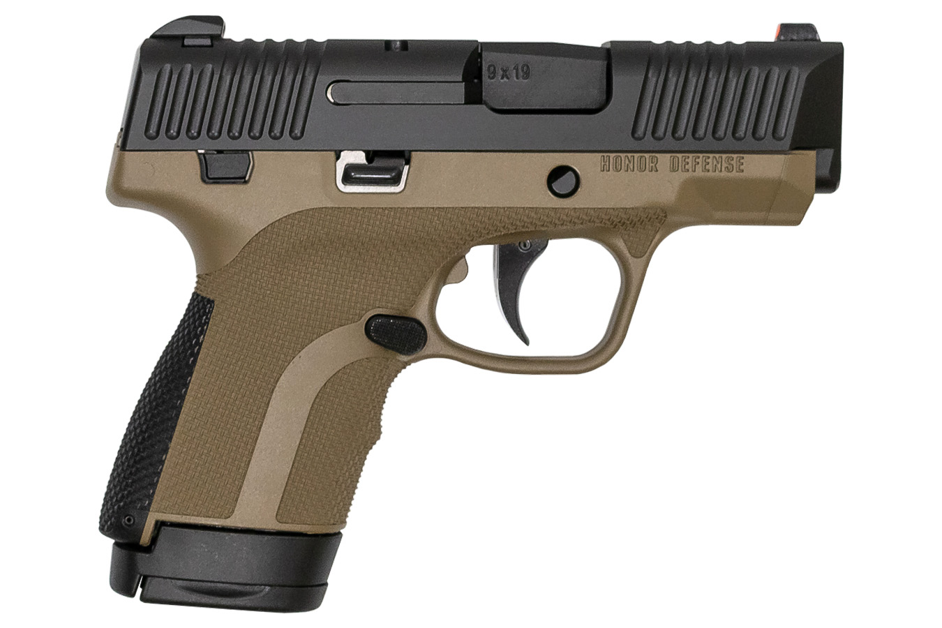 HONOR GUARD 9MM SUB-COMPACT FDE