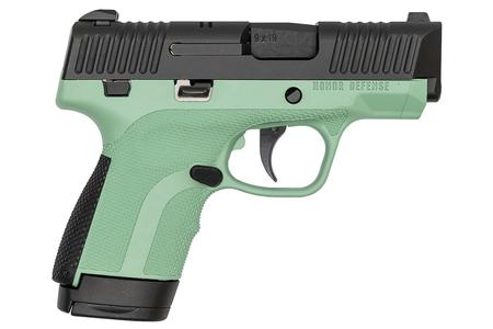 HONOR DEFENSE HONOR GUARD 9MM SUB-COMPACT TURQUOISE