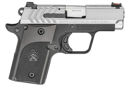 SPRINGFIELD 911 ALPHA 380 ACP STAINLESS