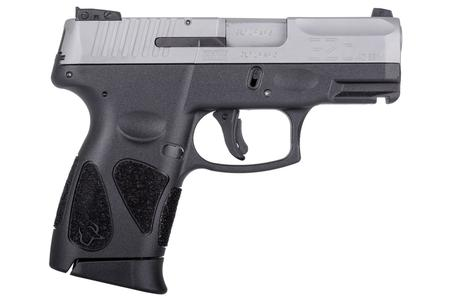 TAURUS G2C 40SW SUB-COMPACT W/ STAINLESS SLIDE
