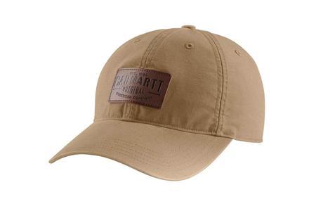 a62927b59d88c Carhartt Rigby Leatherette Patch Cap