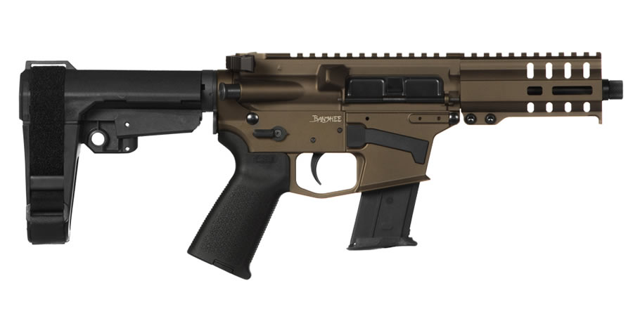 BANSHEE 300 MK57 5.7X28MM MIDNIGHT BRONZE