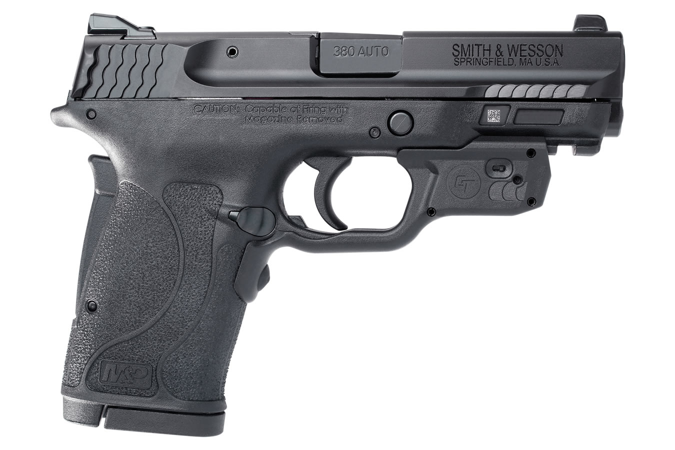 MP380 SHIELD EZ 380 ACP LASER / NTS