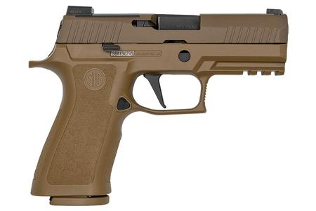 SIG SAUER P320 X-CARRY 9MM COYOTE TAN