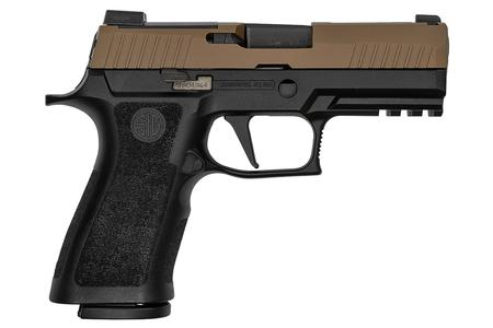 SIG SAUER P320 X-CARRY 9MM COYOTE TWO TONE