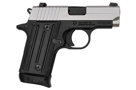 SIG SAUER P238 380 ACP TWO-TONE PISTOL