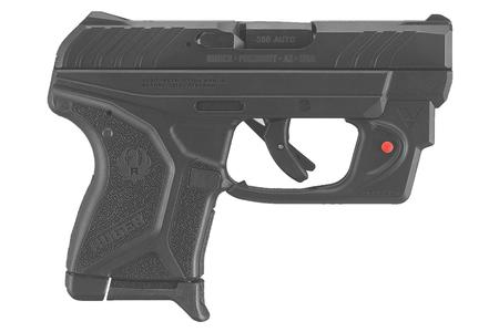 RUGER LCP II 380 AUTO VIRIDIAN LASER RED