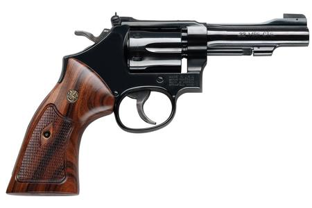 SMITH AND WESSON MODEL 48 22 WMR SINGLE/DOUBLE ACTION REVOLVER