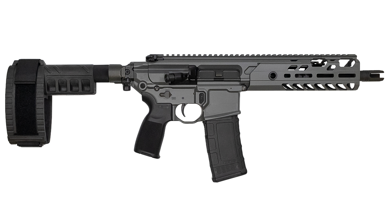 MCX VIRTUS 300BLACKOUT 9IN PDW PISTOL BLACK