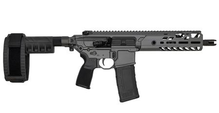 Sig Sauer MCX Virtus 300 Blackout Pistol with Stealth Gray Finish