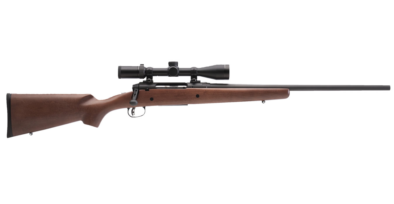 AXIS II XP HARDWOOD 7MM-08 REM WITH SCOPE