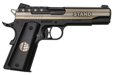 SIG SAUER 1911 STAND 45 ACP PISTOL WITH NIGHT SIGHTS