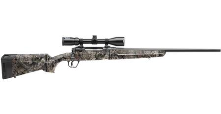 SAVAGE AXIS II XP 6.5 CREEDMOOR CAMO SCOPE COMBO