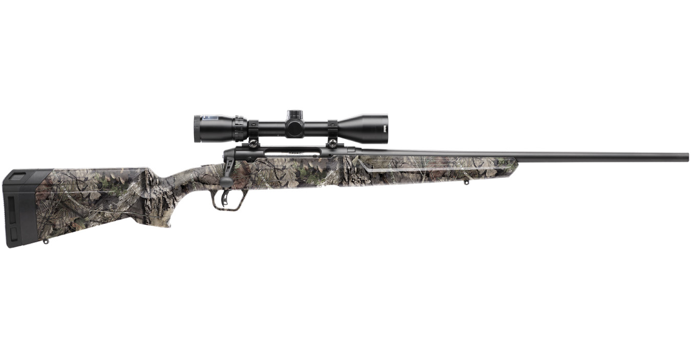 AXIS II XP 6.5 CREEDMOOR CAMO SCOPE COMBO