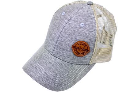 d9bb7c7e Vance Outdoors Apparel Grey Heathered Khaki Trucker Vance Outdoors Hat