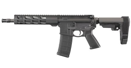Ruger AR-556 5 56mm Semi-Automatic Pistol with SB Tactical Stabilizing Brace