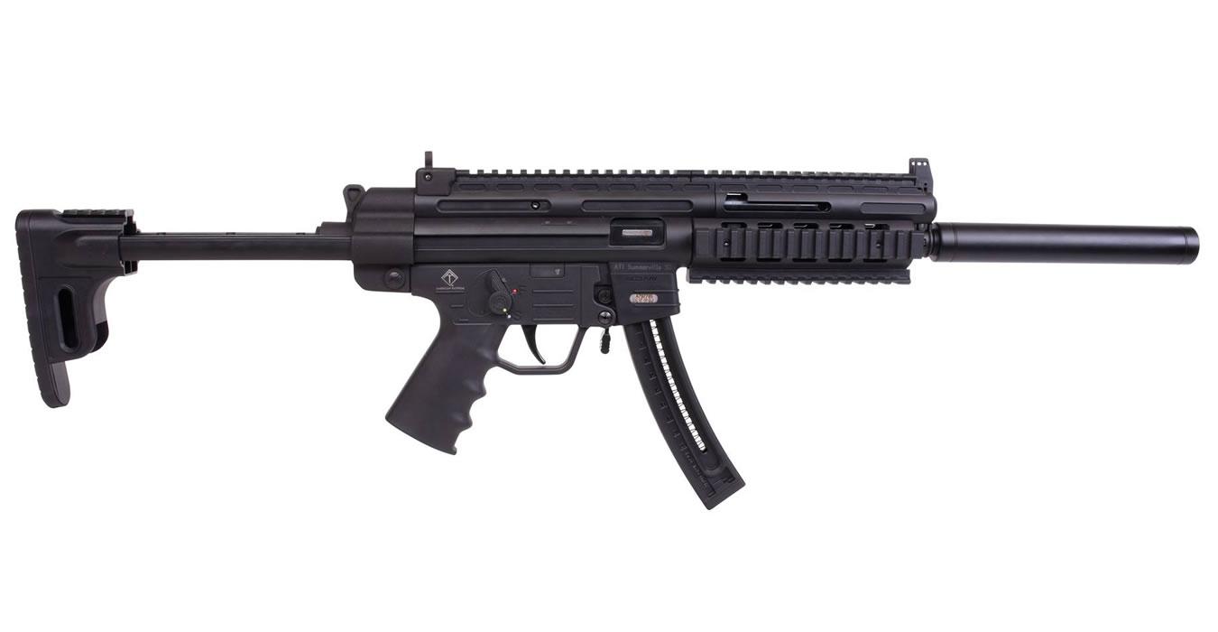 GSG-16 22LR Carbine with Faux Suppressor