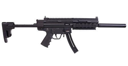 Gsg GSG-16 22LR Carbine with Faux Suppressor