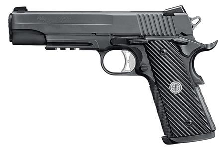 SIG SAUER 1911 TACOPS 10MM AUTO WITH NIGHT SIGHTS