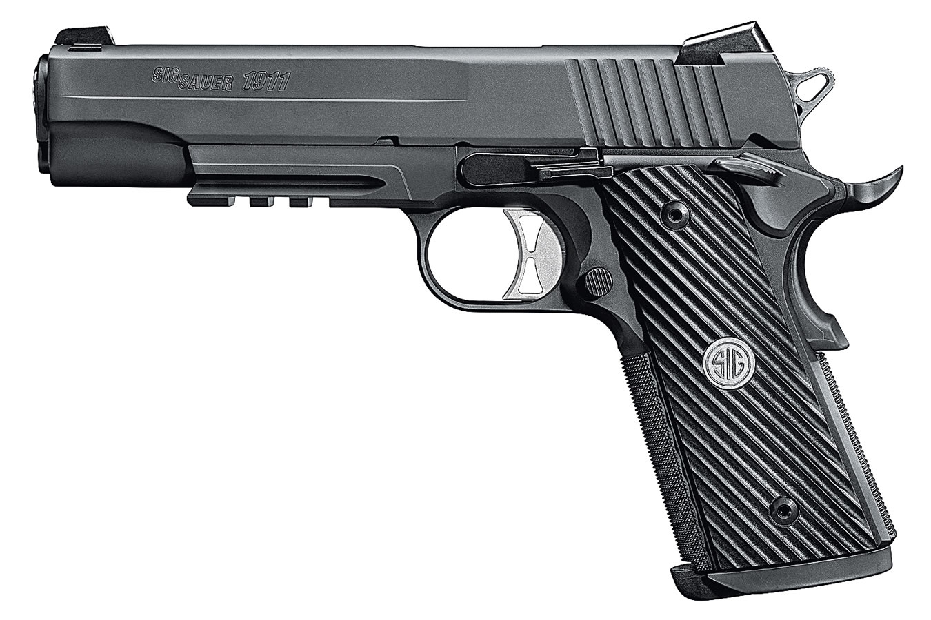 1911 TACOPS 10MM AUTO WITH NIGHT SIGHTS