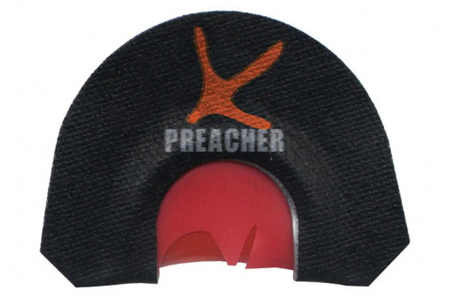PREACHER DIAPHRAGM TURKEY CALL