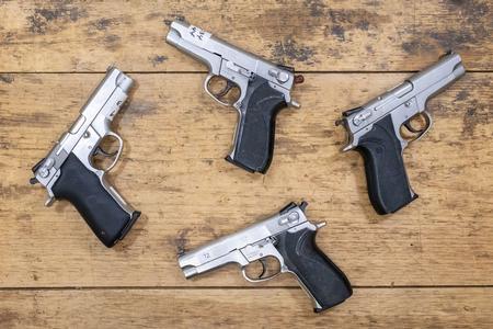 Smith & Wesson Model 5906 9mm DA/SA Used Pistols