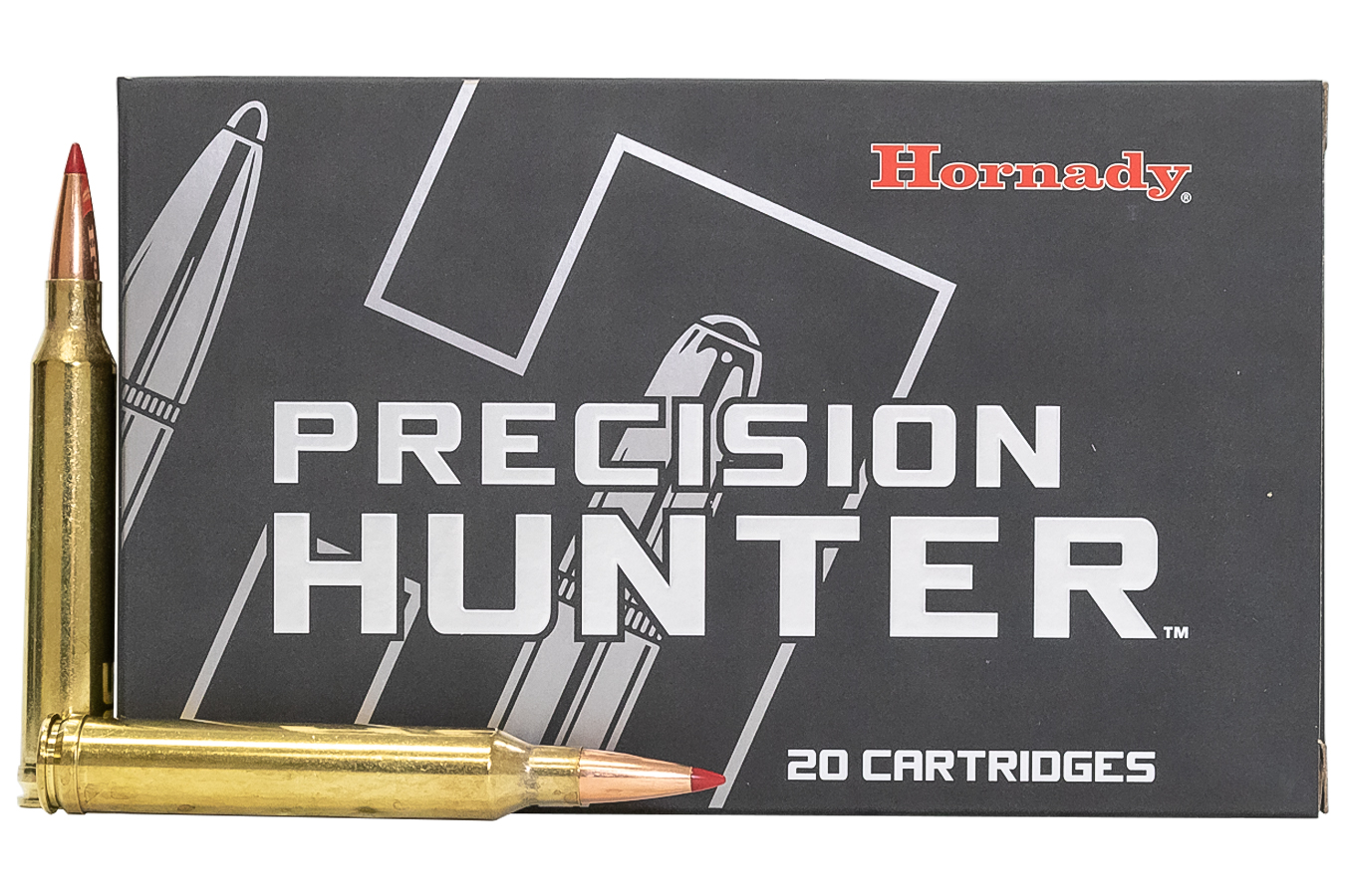 7MM STW 162 GR ELD-X PRECISION HUNTER 20BX