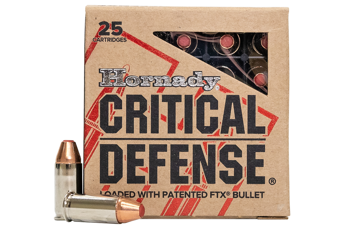 32 AUTO 60 GR FTX CRITICAL DEFENSE