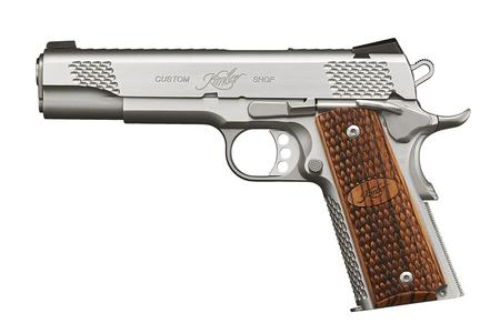 KIMBER STAINLESS RAPTOR II 10MM AUTO