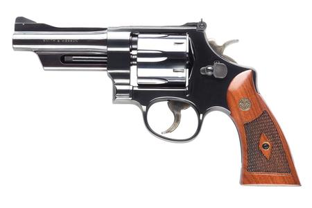 SMITH AND WESSON MODEL 27 357 MAGNUM DA/SA REVOLVER