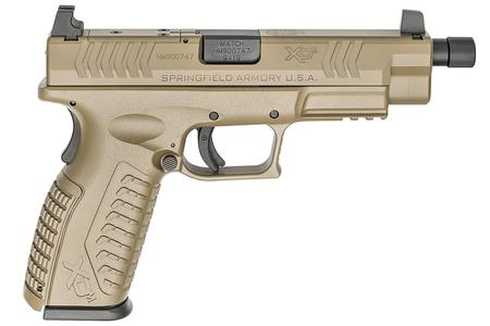 SPRINGFIELD XDM OSP 9MM 4.5 OPTICS-READY DESERT FDE