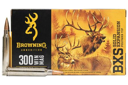BROWNING AMMUNITION 300 WIN MAG 180 gr BXS 20/Box