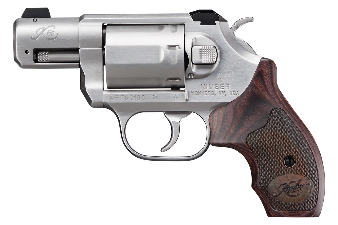 K6s  357 Mag DA/SA Revolver with 2-Inch Barrel
