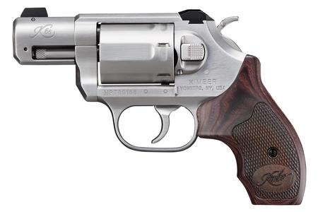 Kimber K6s  357 Mag DA/SA Revolver with 2-Inch Barrel