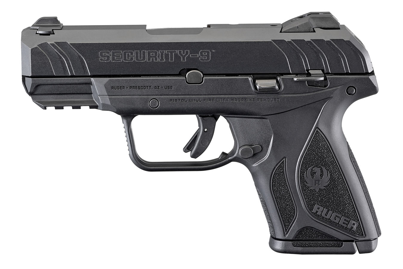SECURITY-9 COMPACT 9MM PISTOL