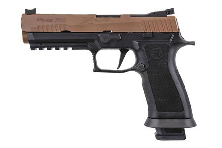 SIG SAUER P320 X-FIVE 9MM TWO-TONE COYOTE