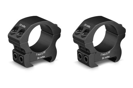 PRO SERIES 1-INCH LOW RINGS