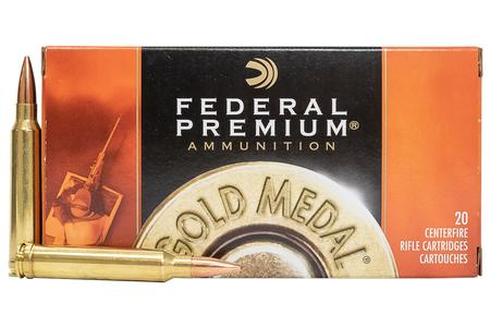 FEDERAL AMMUNITION 300 WIN MAG 190 gr Sierra MatchKing BTHP 20/Box