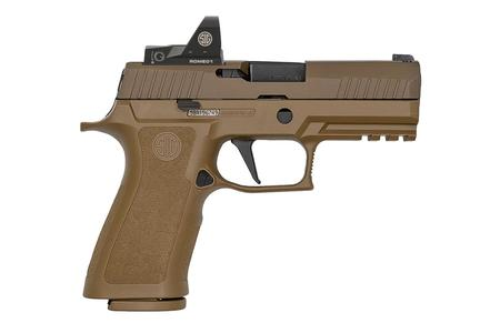 VANCE OUTDOORS P320 X-CARRY 9MM COYOTE COMBO