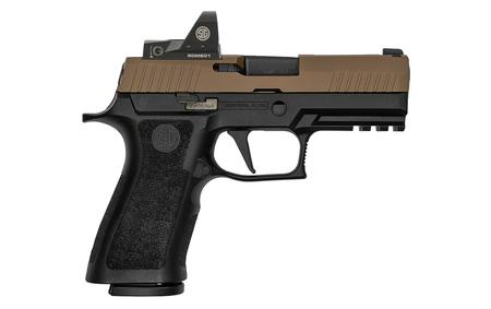 SIG SAUER P320 X-CARRY 9MM COYOTE TWO TONE COMBO