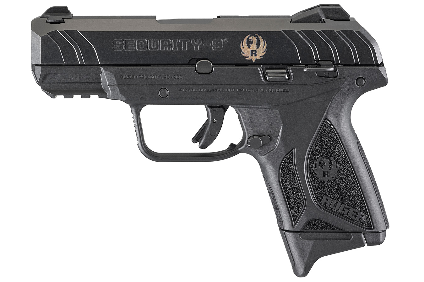 Security-9 Compact 9mm Navy Seals Foundation Exclusive