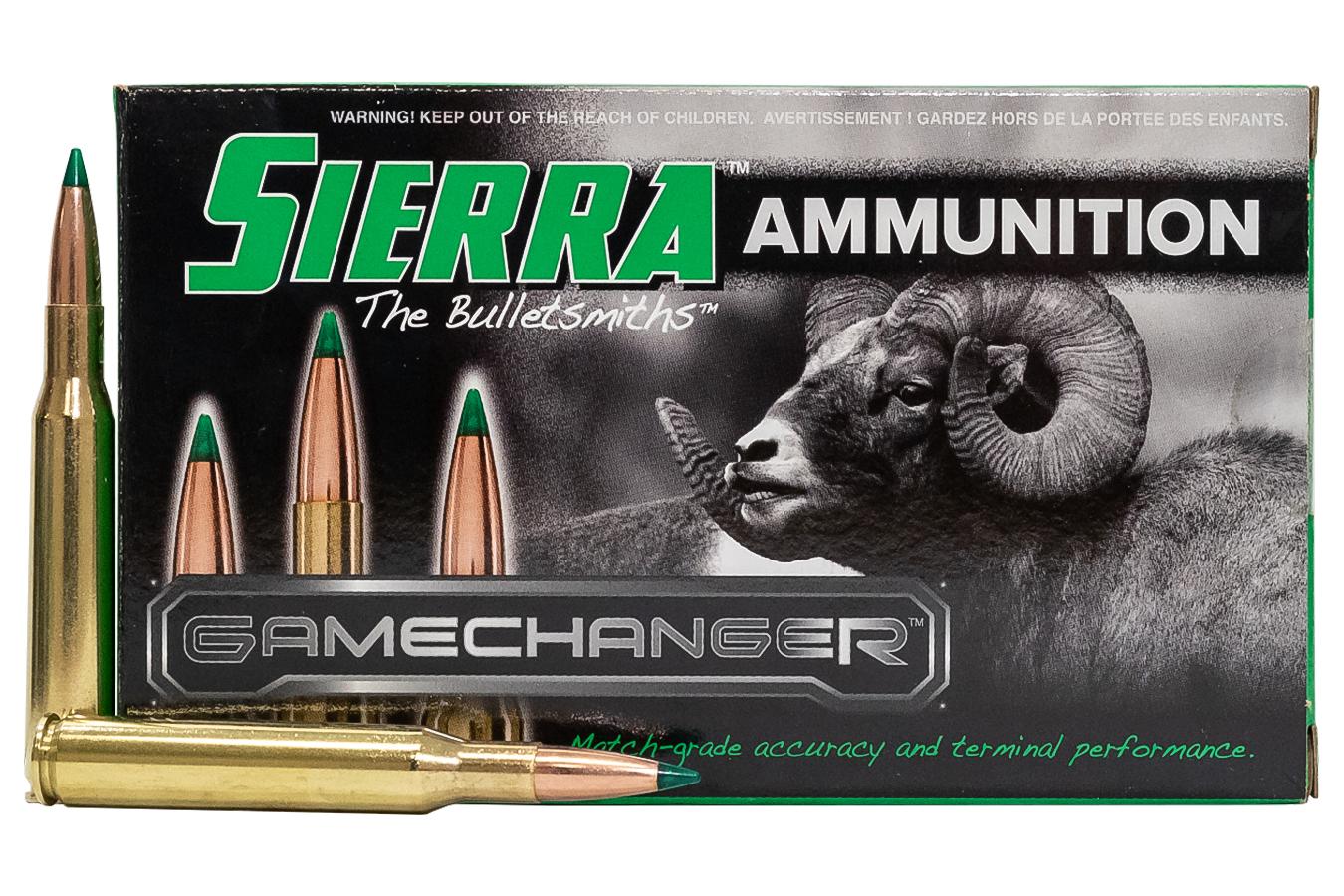 270 Winchester 140 gr TGK Game Changer 20/Box
