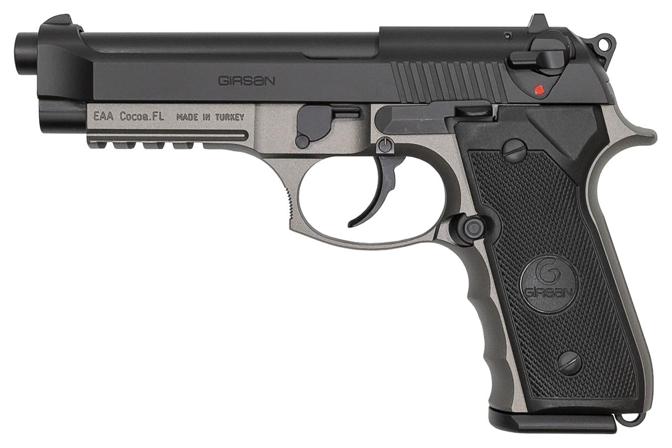 Regard MC 9mm Semi-Auto Pistol with Two Tone Finish
