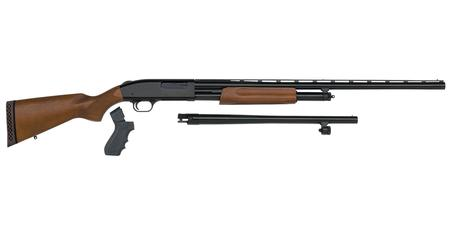 MOSSBERG M500 12 GAUGE FIELD/SECURITY COMBO