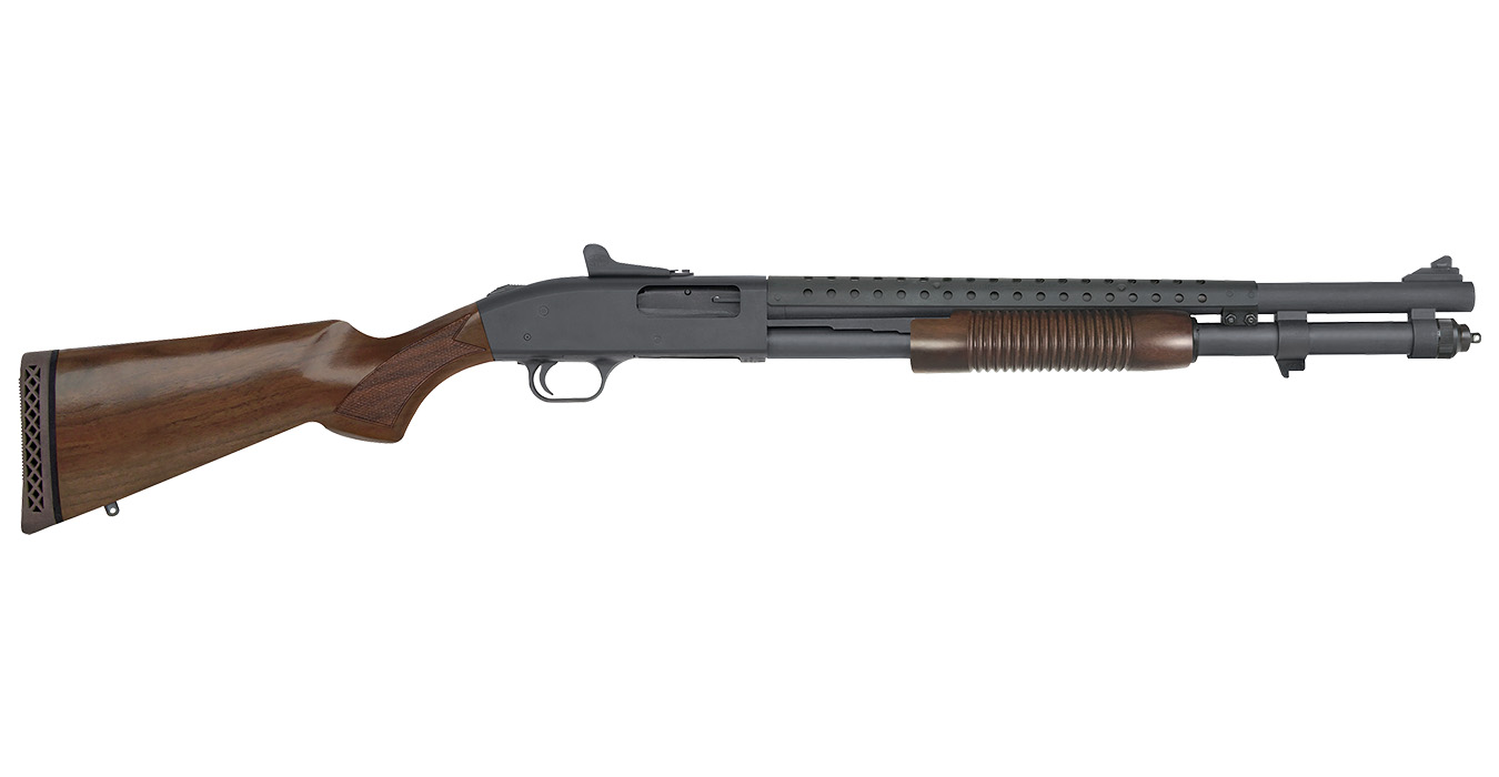 Mossberg 590A1 Retrograde 12 Gauge Tactical Pump Action Shotgun ...